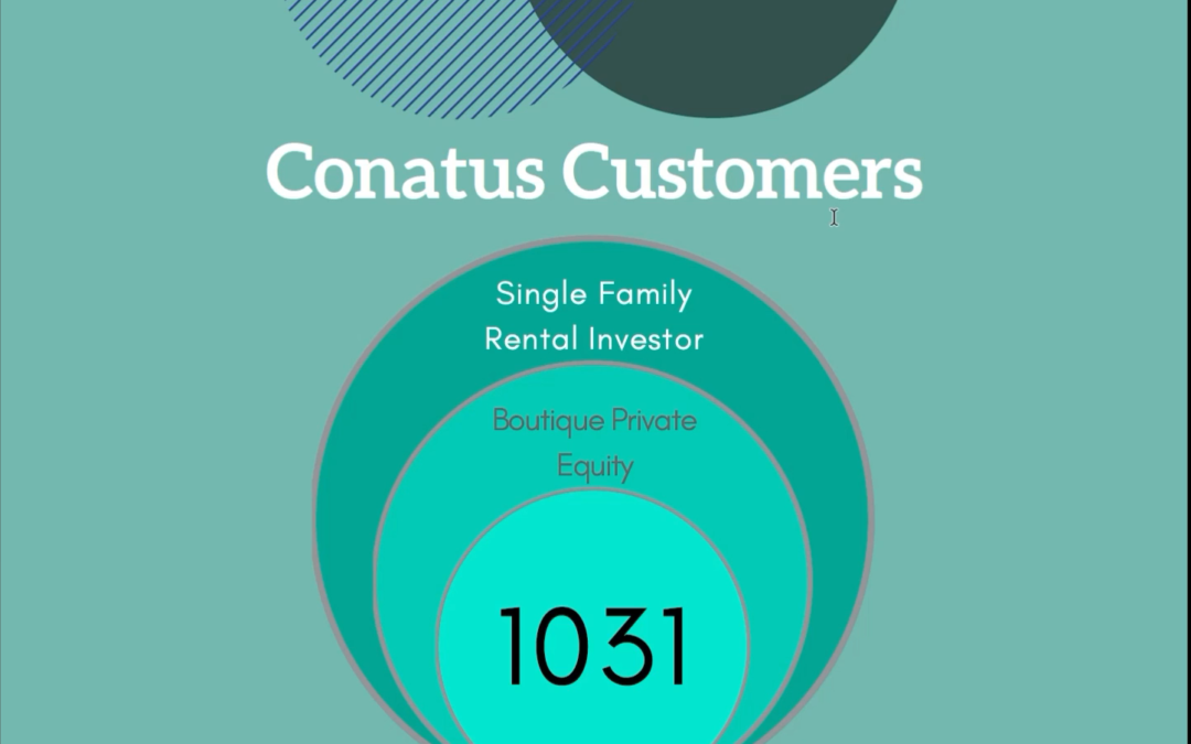 Who is a Conatus Real Estate Customer?