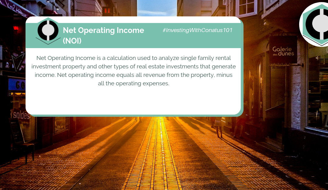What Is Net Operating Income (NOI) In SFR Investing?