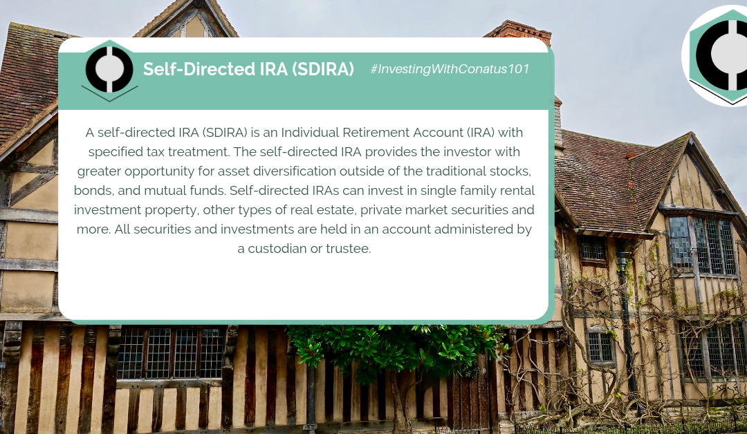 What Is A Self Directed IRA (SDIRA) In SFR Investing?