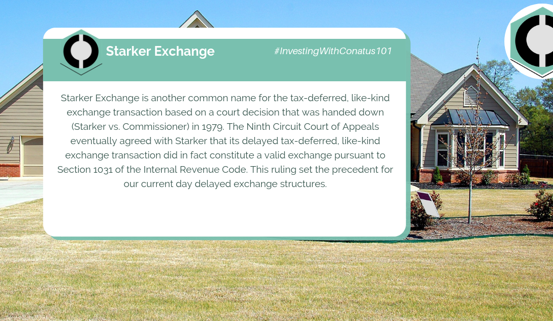 What Is A Starker Exchange In SFR Investing?