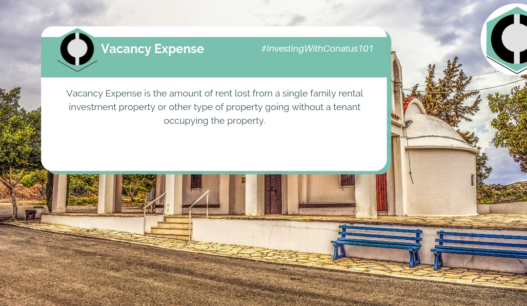 What Is Vacancy Expense In SFR Investing?