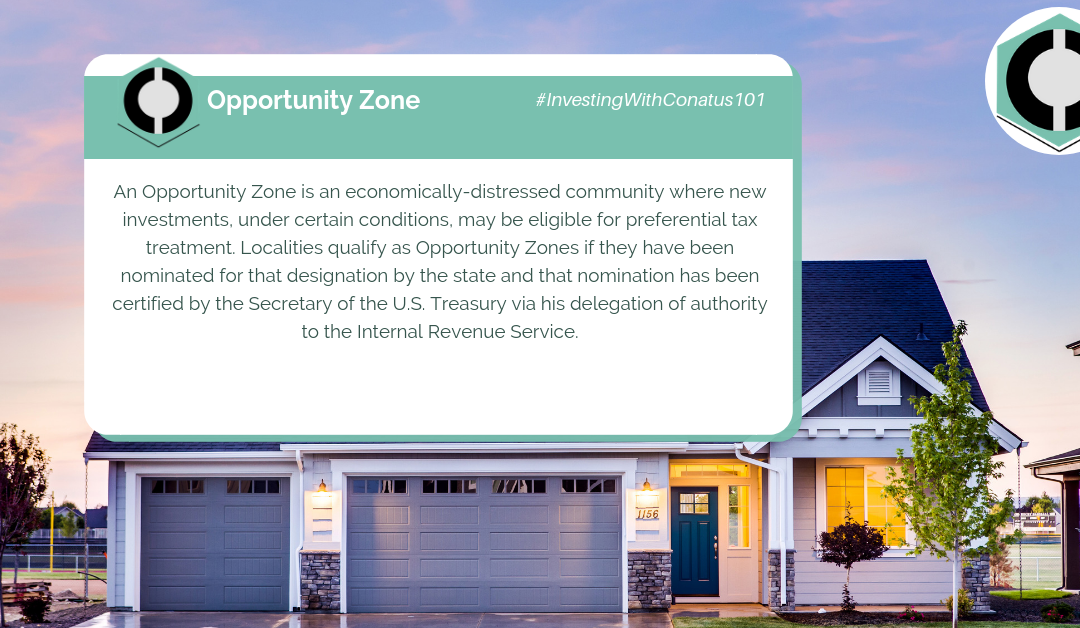 What Is an Opportunity Zone In SFR Investing?
